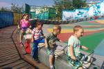Зоопарк  и  парк  аттракционов