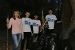 Акция по уборке территории УФМС