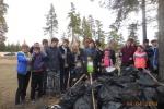 Откуда столько мусора?