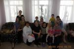 """Детская городская больница №1 в поддержку акции """"Ты не одна"""""""